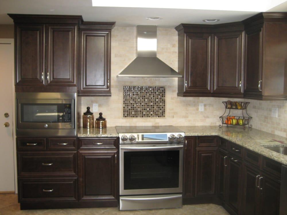 Photo Of Keystone Kitchens   Bohemia, NY, United States. Sayville Remodel,  For