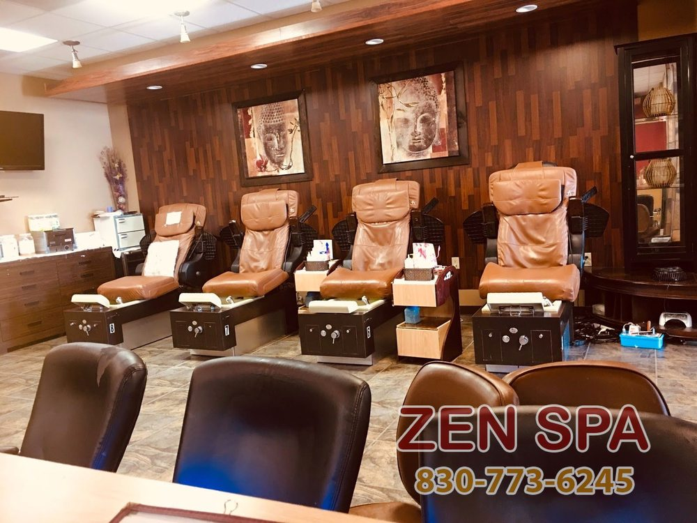 Zen Spa: 2822 N Veterans Blvd, Eagle Pass, TX