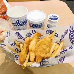 Photo Of Ivar S Seafood Bar Federal Way Wa United States Cod And