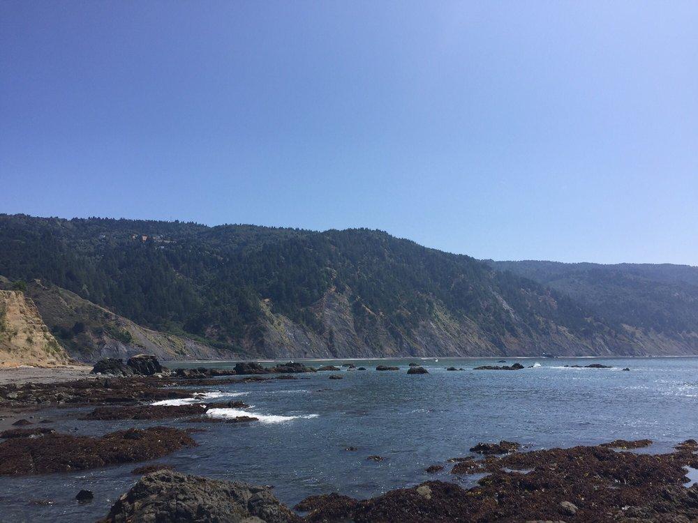 Cape Mendocino Lighthouse: Machi Rd, Whitethorn, CA