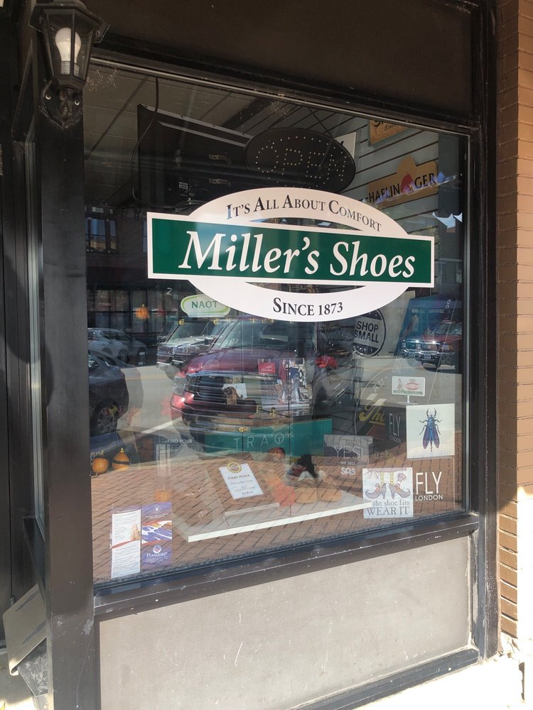 Miller's Shoes: 476 3rd St, Beaver, PA
