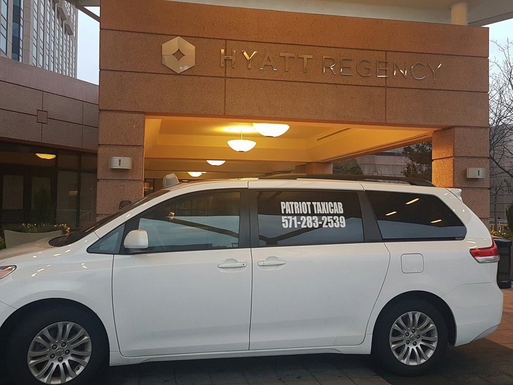 Patriot Taxi Cab: 974 Branch Dr, Herndon, VA