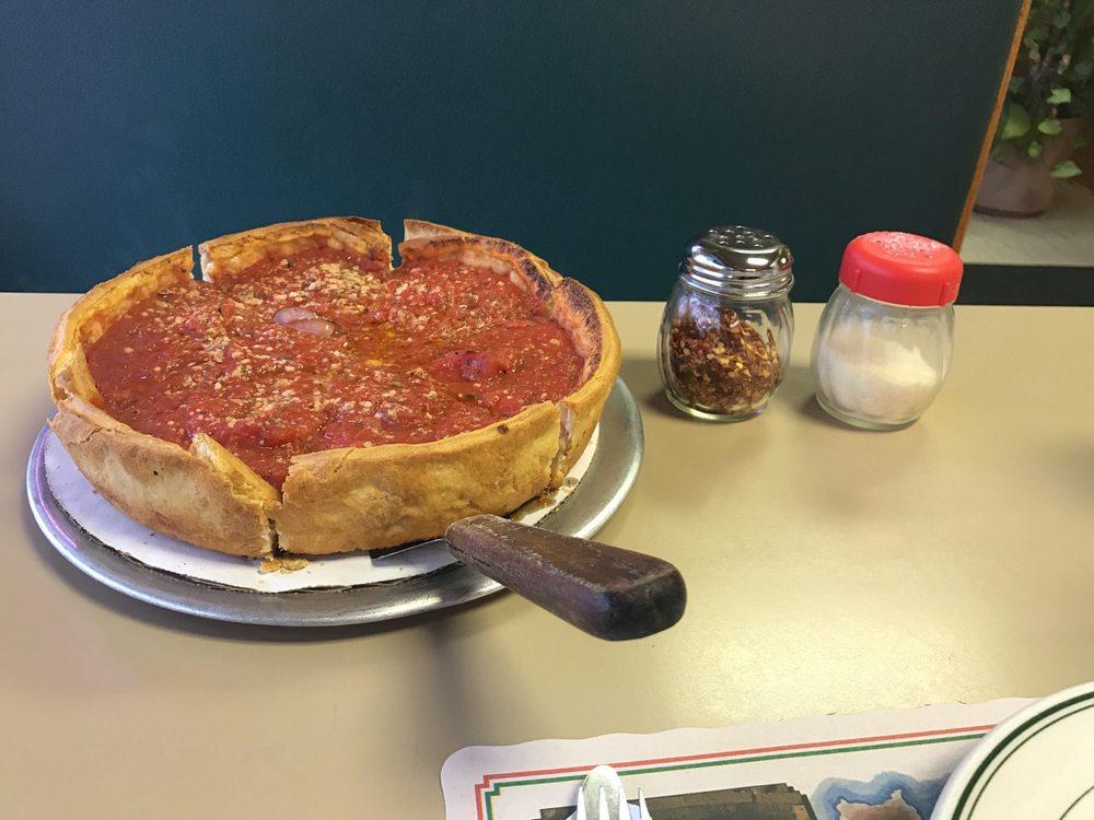 Cipriani's Pizza: 5840 W 63rd St, Chicago, IL