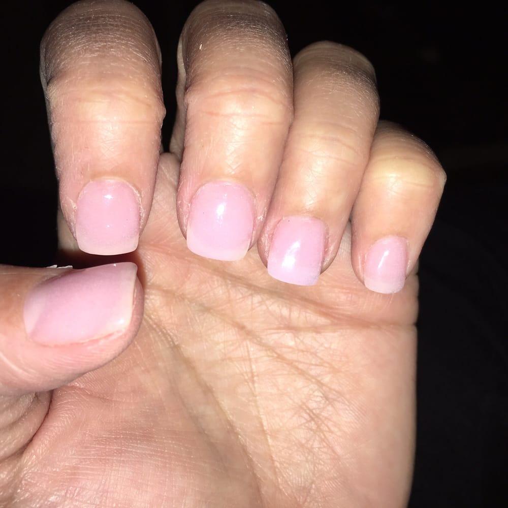 My NexGen manicure! Love it! So natural. No acrylic, no gel. No ...