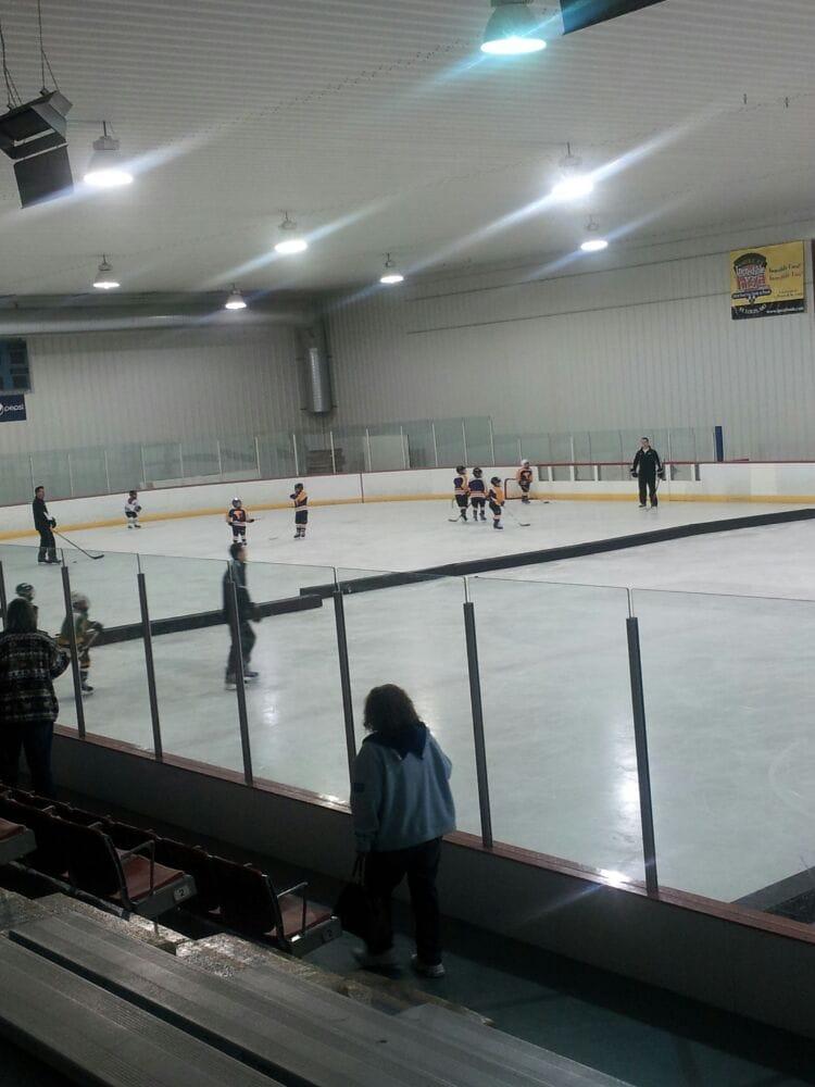 Wentzville Ice Arena: 910 Main Plaza Dr, Wentzville, MO