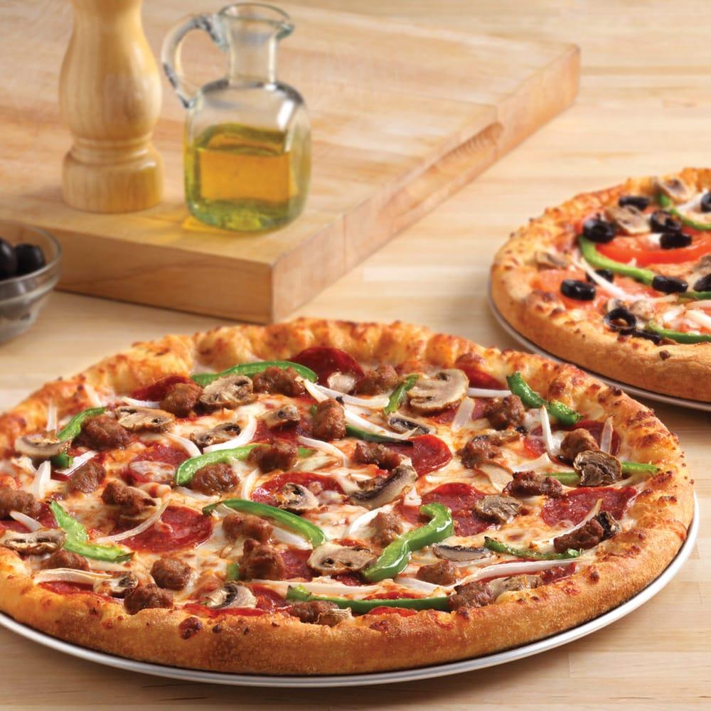 Domino s pizza pizza 1105 rue belvedere s sherbrooke - Dominos pizza paterna ...