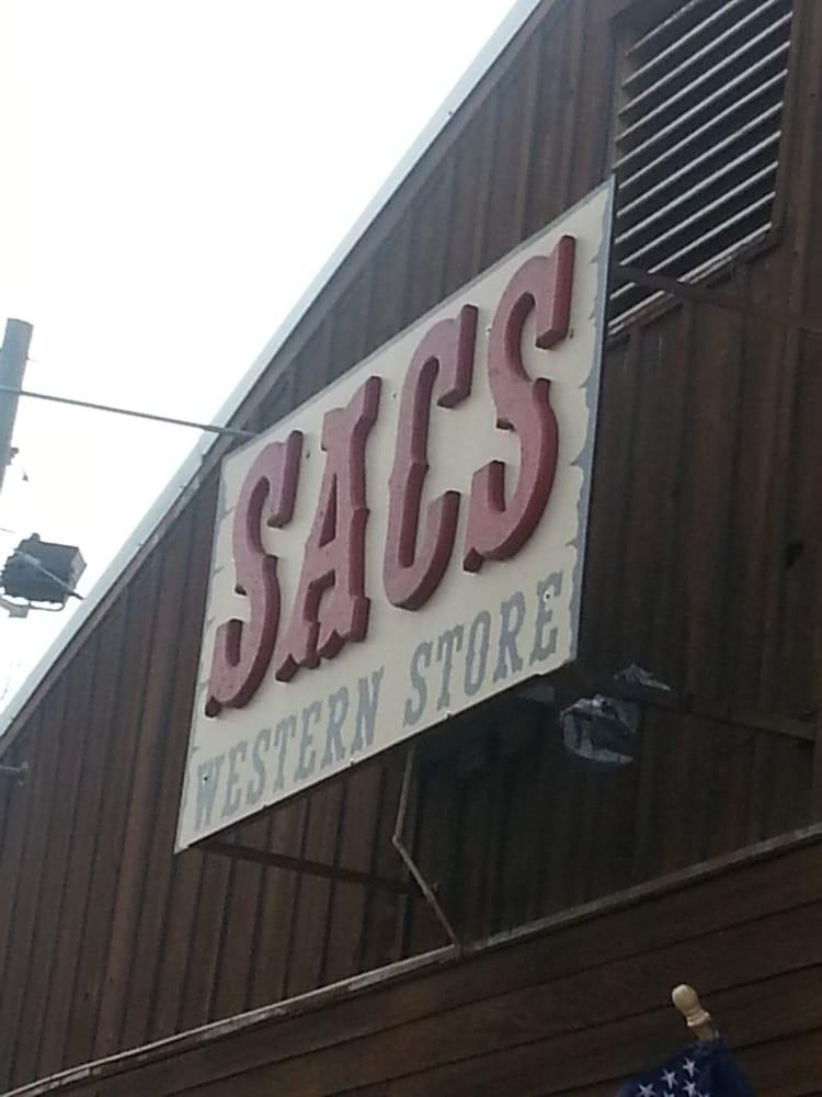 Sacs Feed \u0026 Western Store , Shoe Shops , 125 S Burnside Ave