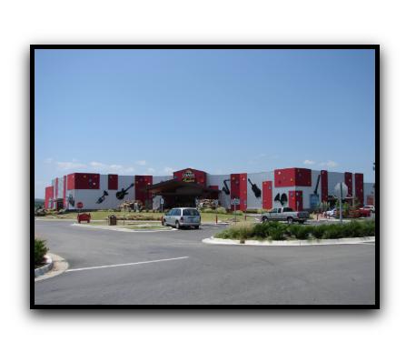 All Steel Building Company: 1122 W 156th St, Glenpool, OK