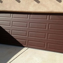 Charmant Photo Of Brads Garage Door Service   Indio, CA, United States. Long Panel