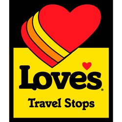 Love's Travel Stop: 1500 N Jones Ave, Holcomb, KS