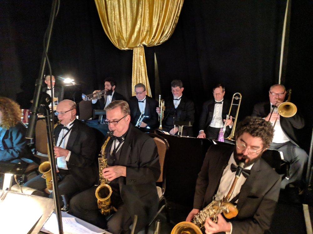 Big Band Jazz Orchestra - roaring 20's, Hot Jazz, Classic
