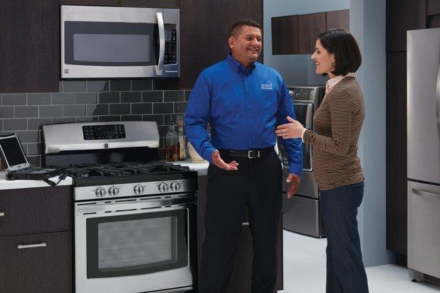 Sears Appliance Repair: 8401 Gateway Blvd W, El Paso, TX