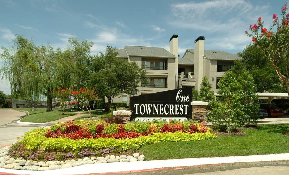 One Townecrest Apartments Mesquite Tx