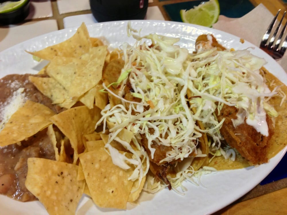 Original fish taco yelp for Rubio s coastal grill the original fish taco