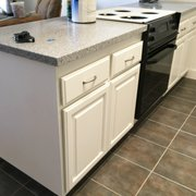 After Kitchen Counter Photo Of Golden Touch Painting Hayward Ca United States
