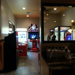 High Quality Photo Of Round Table Pizza   Corona, CA, United States. The Game Room