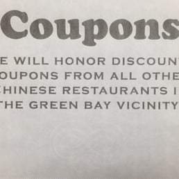 green tea green bay coupons