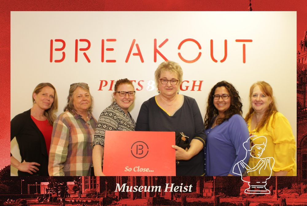 Breakout Games - South Hills: 2961 W Liberty Ave, Pittsburgh, PA