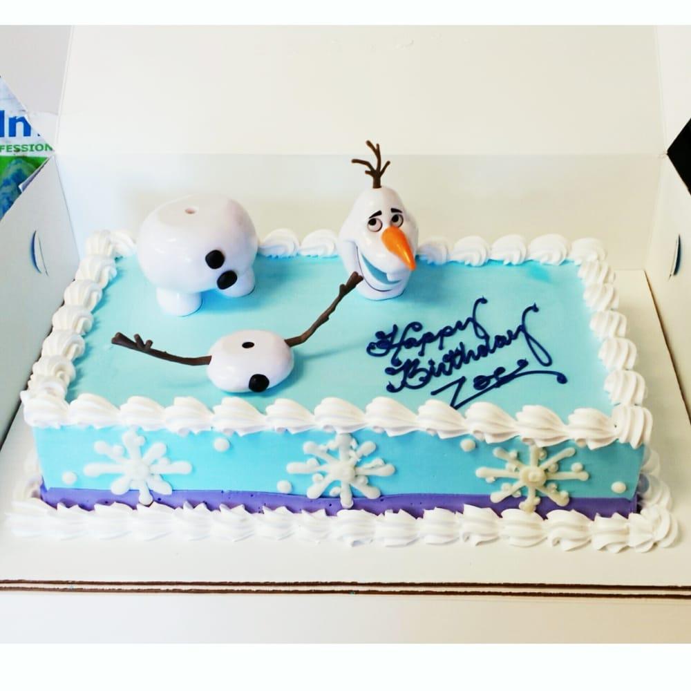 Frozen Ice Cream Cake Yelp