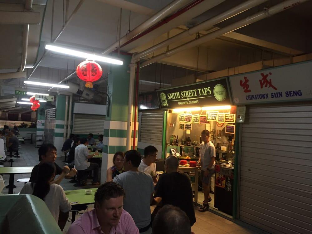 Smith Street Taps Singapore