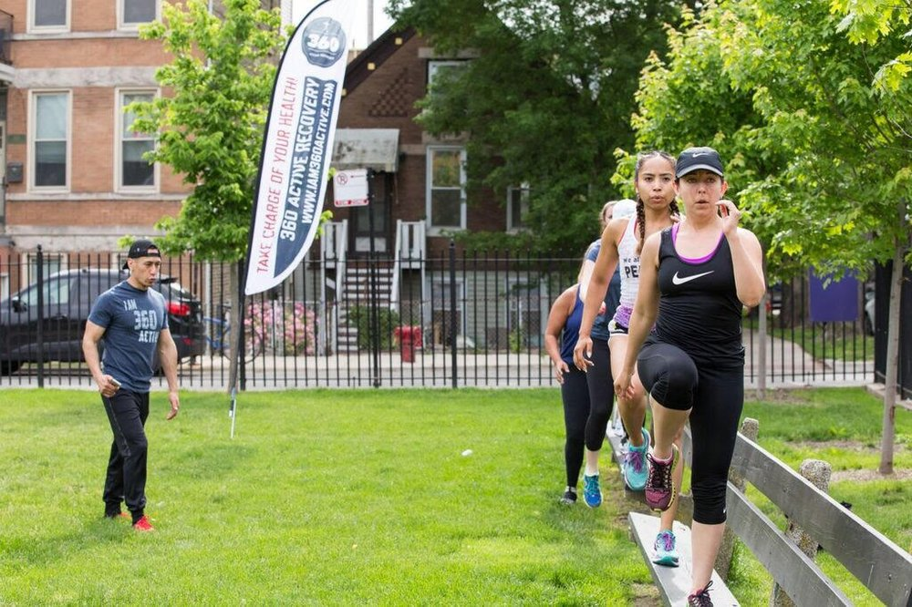 360 Active Recovery: 2221 W North Ave, Chicago, IL