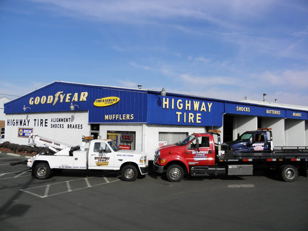 Towing business in Mount Holly, NJ