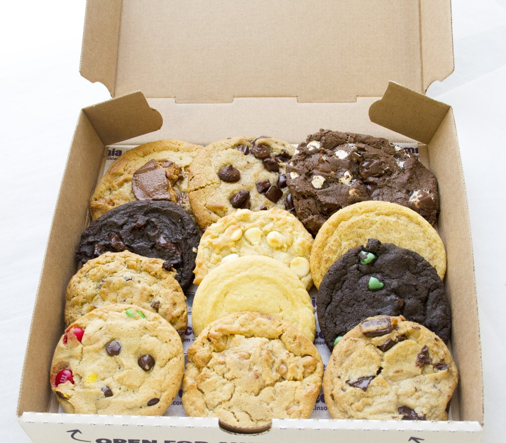 Insomnia Cookies: 115 Meyran Ave, Pittsburgh, PA