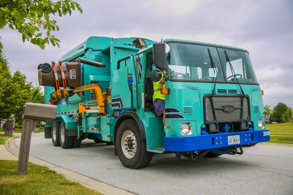 Homewood Disposal Service: 1501 W 175th St, Homewood, IL