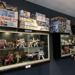 Gundam Kingdom - 33 Photos - Hobby Shops - 870 S Mason Rd
