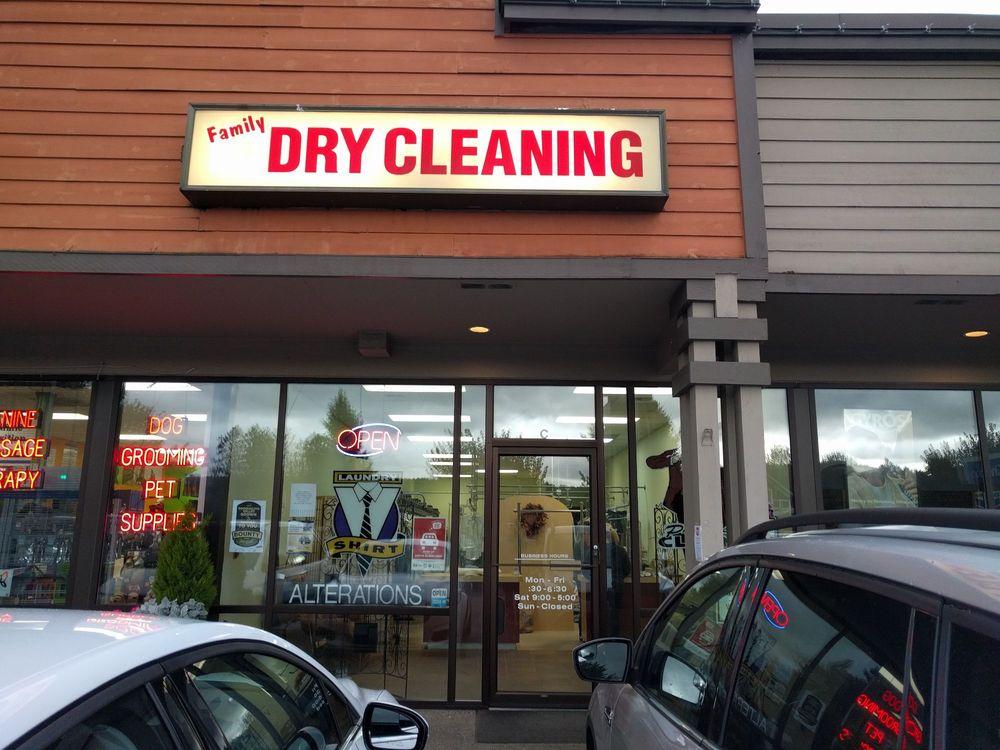 Family Dry Cleaners: 15410 Main St NE, Duvall, WA