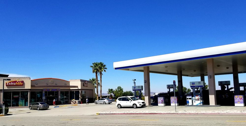 Chevron: 2890 Lenwood Rd, Barstow, CA