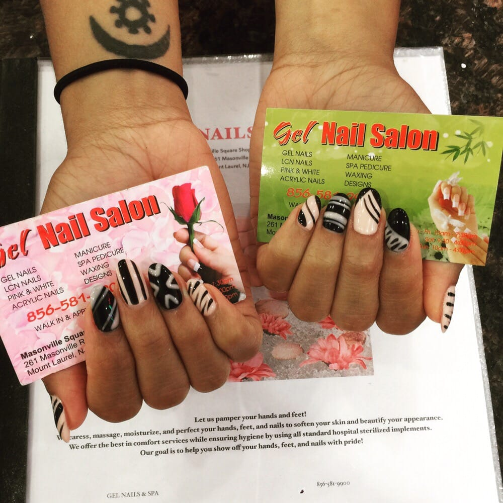 Gel Nail Salon - 116 Photos & 33 Reviews - Nail Salons - 261 ...