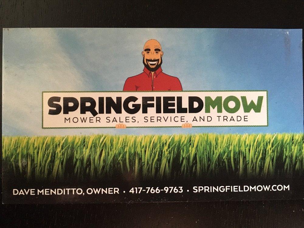 Springfield Mow: 7006 State Hwy Hh, Willard, MO