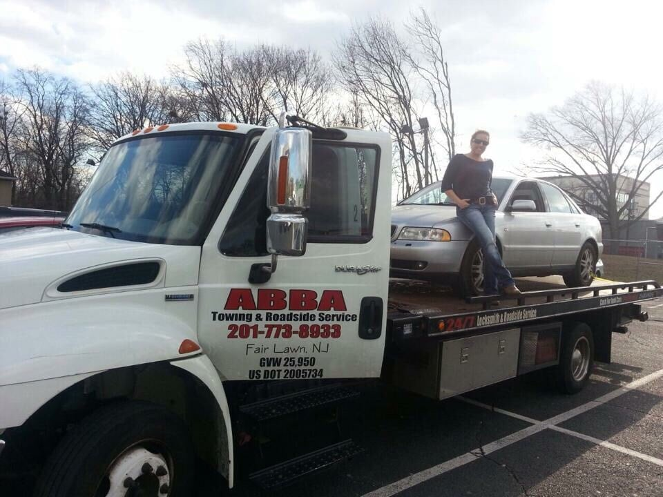 ABBA Towing & Roadside Service: 39 Broadway, Elmwood Park, NJ