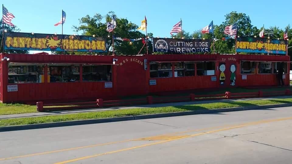 Mrs Becky's Fireworks Warehouse: 3207 Hwy 3, Dickinson, TX