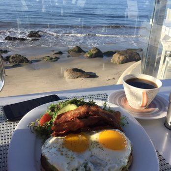 Photo Of Carbon Beach Club Malibu Ca United States Breakfast View