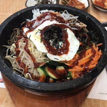 Sisters Korean Kitchen Menu