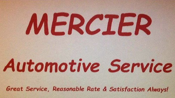 mercier automotive service get quote garages 3607 w 1100th n alexandria in united. Black Bedroom Furniture Sets. Home Design Ideas