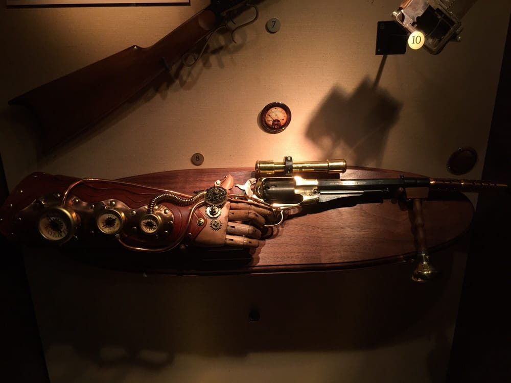 National Firearms Museum: 11250 Waples Mill Rd, Fairfax, VA