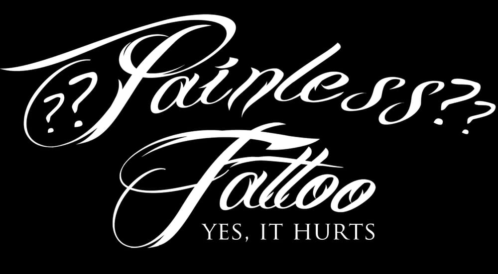 ??Painless??Tattoo: 25616 75th St, Salem, WI
