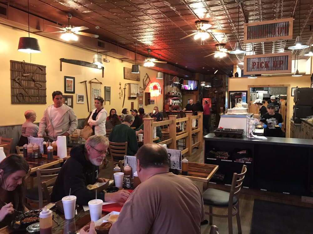 Bone Boy's BBQ & Catering: 109 W Main St, Bellevue, OH