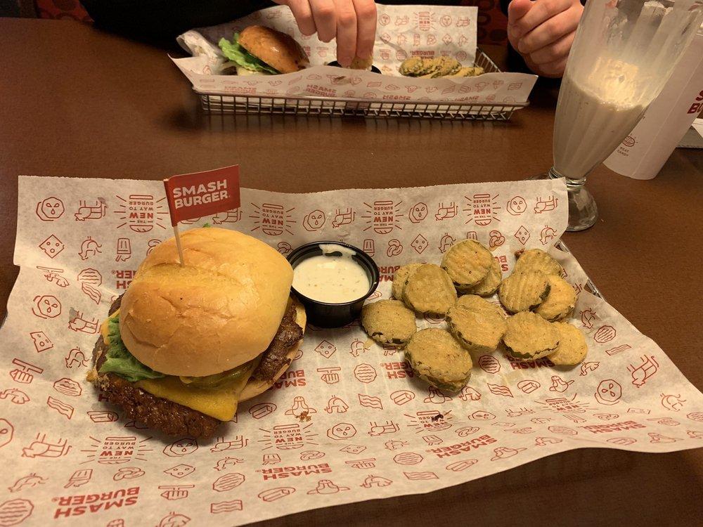 Smashburger: 7204 Jones St, Omaha, NE