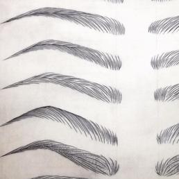 free printable eyebrow stencils pdf