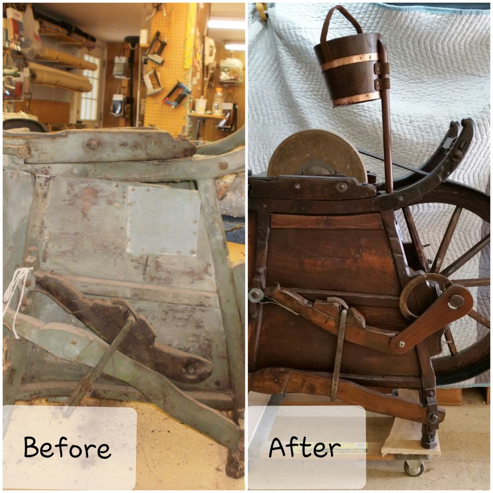Schrader's Upholstery: 14650 Bryce Rd, Capac, MI