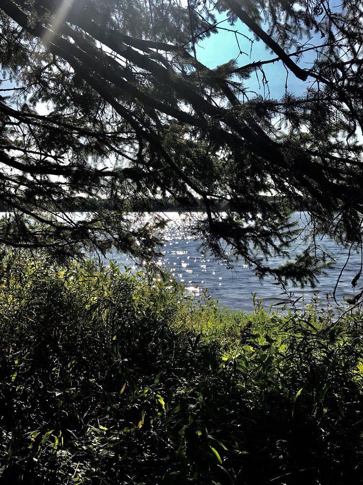 Lake Chippewa Campground: 8380 N County Rd Cc, Hayward, WI