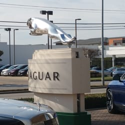 Photo Of Park Place Jaguar   Dallas, TX, United States. Giant Hood Ornament