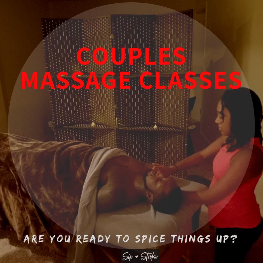 Sip and Stroke Massage: 2609 St Nicholas Way, Glenarden, MD