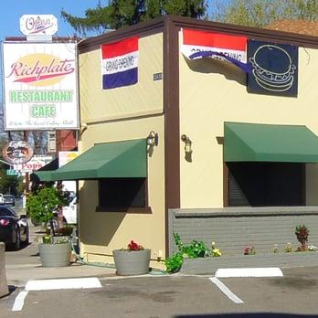 Rich Plate Restaurant Cafe Lockeford Ca