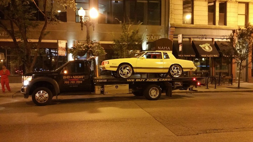 Towing business in Cicero, IL
