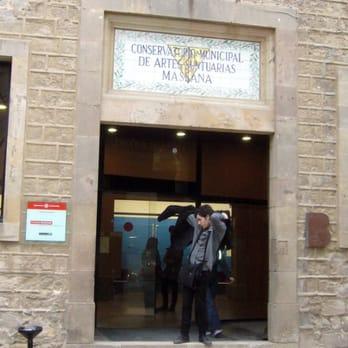 Escola massana escuelas de arte carrer de l 39 hospital for Estudiar interiorismo barcelona